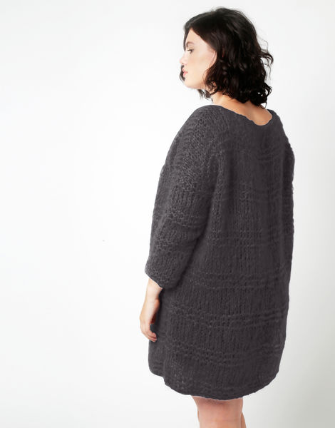 Stay cardigan tcm deep grey