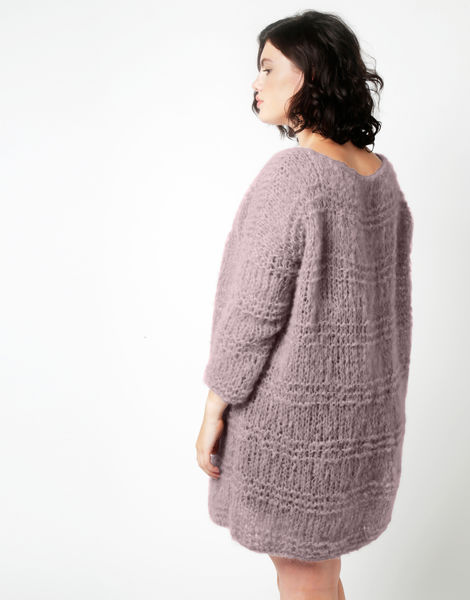 Stay cardigan tcm misty mauve
