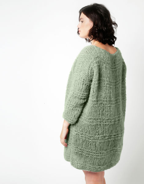Stay cardigan tcm eucalyptus green