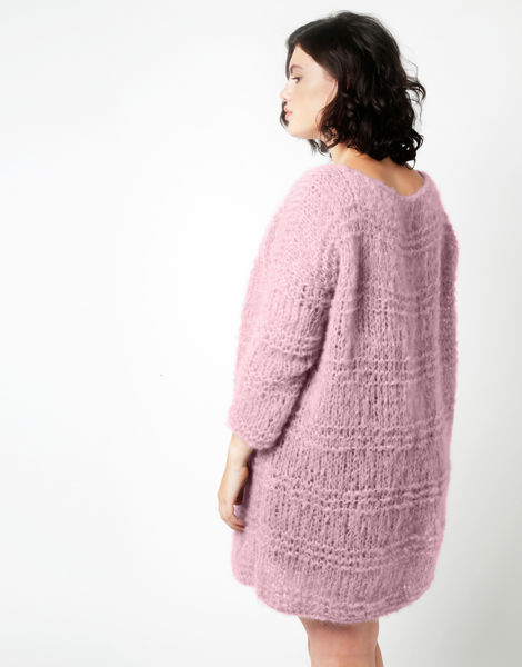 Stay cardigan tcm bubblegum pink %281%29