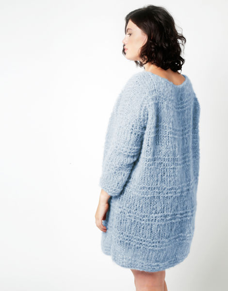 Stay cardigan tcm dustyblue