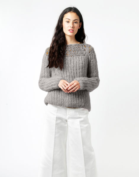 Unapologetic sweater tcm dusty grey %281%29