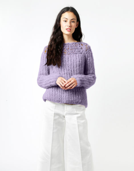 Unapologetic sweater tcm lovely lilac %281%29
