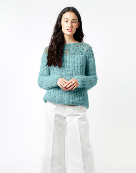 Unapologetic sweater tcm icy morn