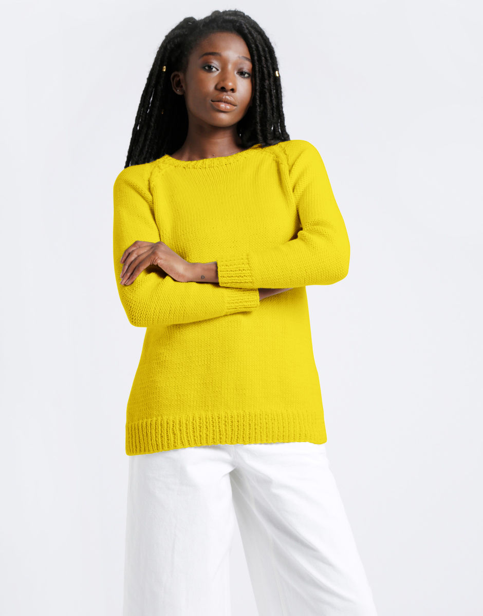 8e7a1785ad Dustin Sweater | Wool and the Gang