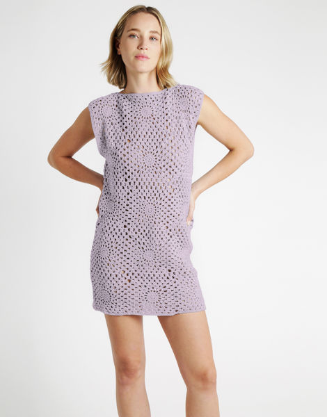 Hot in here dress tt lovely lilac