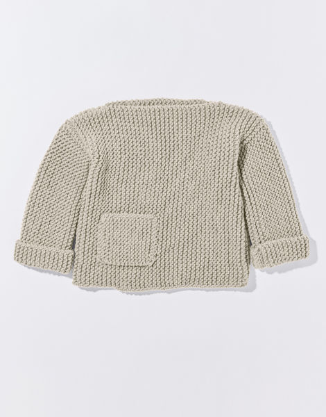 Angel eye sweater cc overhead stw moondust grey