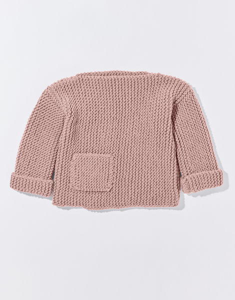 Angel eye sweater cc overhead stw pink blush