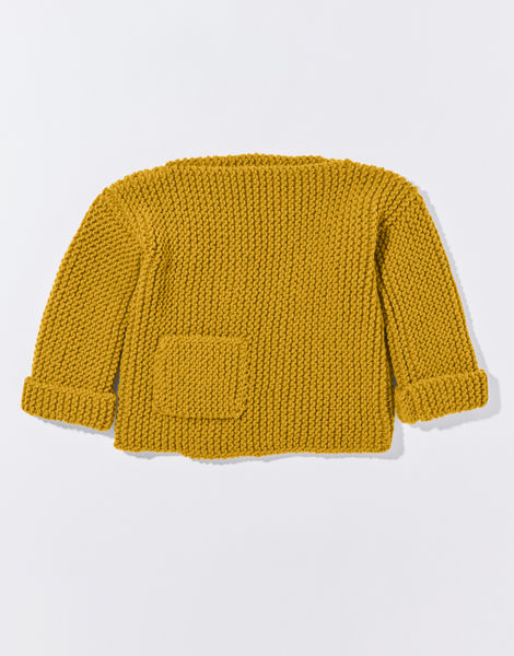 Angel eye sweater cc overhead stw mustard sally