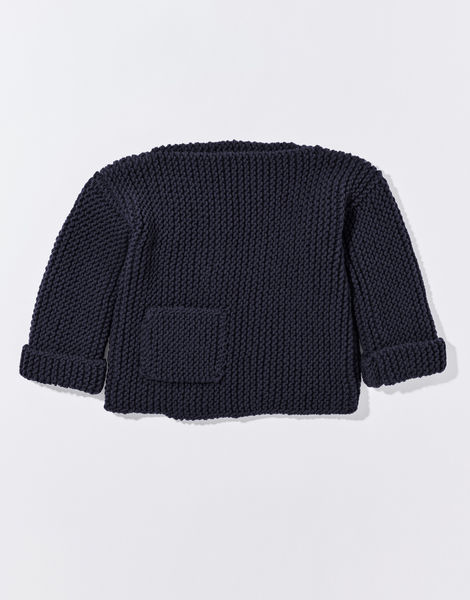 Angel eye sweater cc overhead stw midnight blue