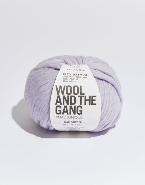Crazy Sexy Wool | Wool and the Gang