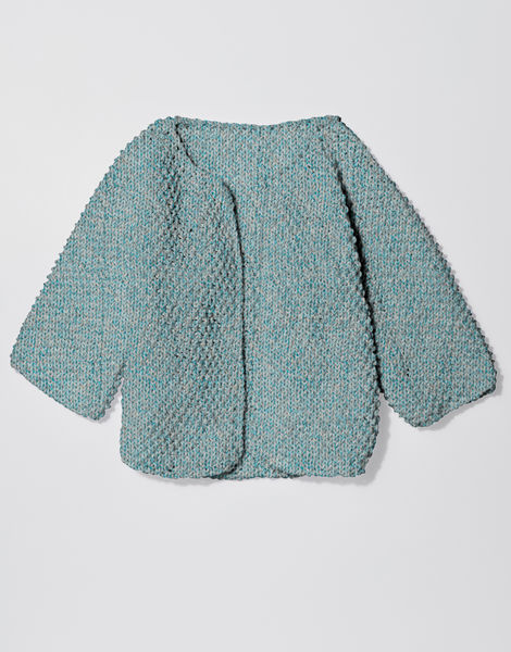 Chillax cardi shc blue water