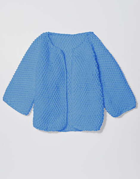 Chillax cardi shc cloudy blue