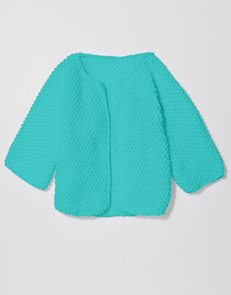 Chillax cardi shc magic mint