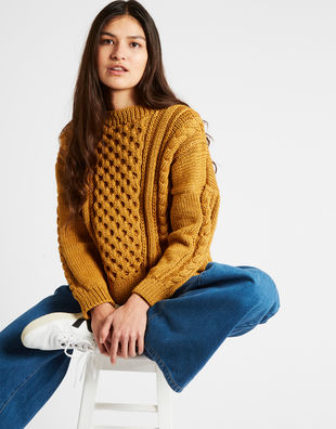 Cast away sweater nwy index
