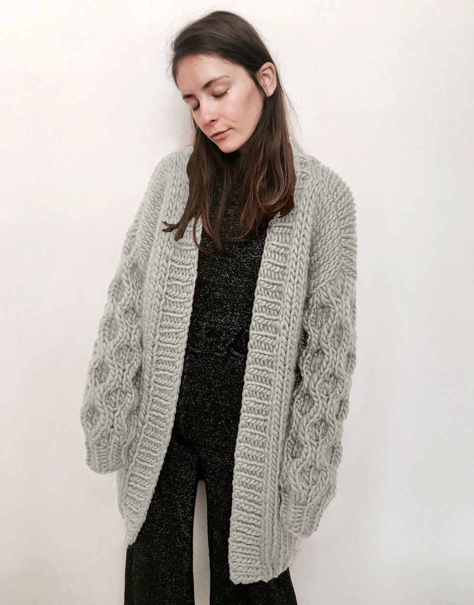Knitwear Trends Winter 8/8 - Knits from Top to Toe  Knitinakit