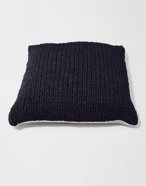 Carey cushion csw midnight blue