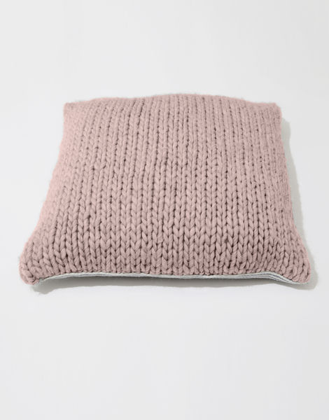 Carey cushion csw mellow mauve