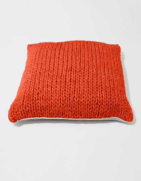 Carey cushion csw rusty orange