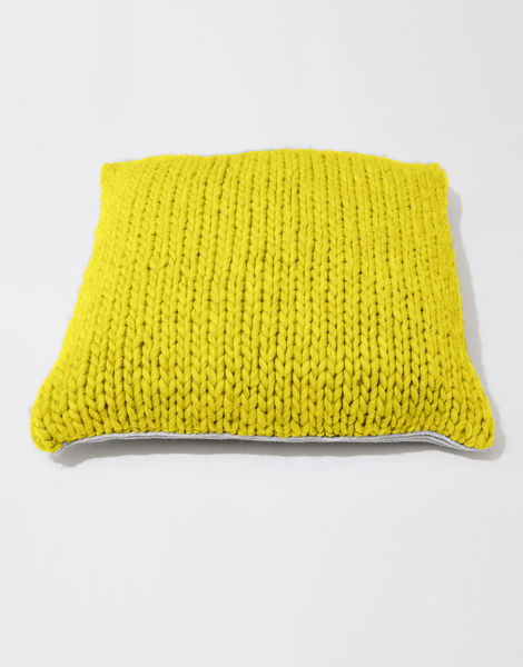 Carey cushion csw big bird yellow