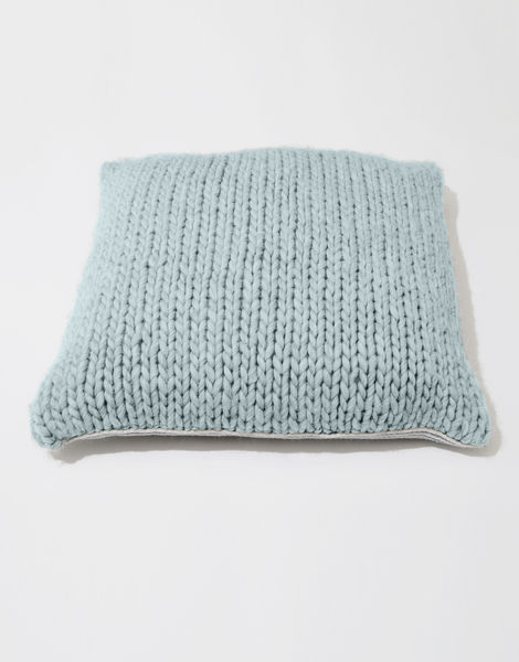 Carey cushion csw duck egg blue