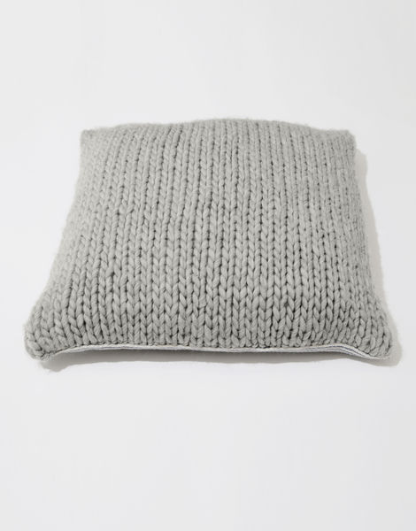 Carey cushion csw rocky grey