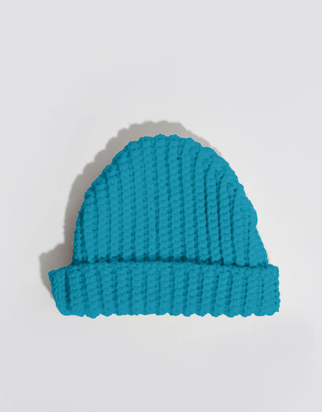 Basil beanie shc turquoise waters