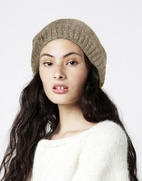 Rock steady beanie2 fgy seashell beige