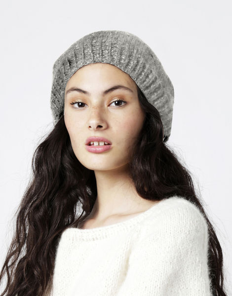 Rock steady beanie2 fgy rocky grey