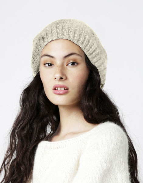 Rock steady beanie2 fgy ivory white