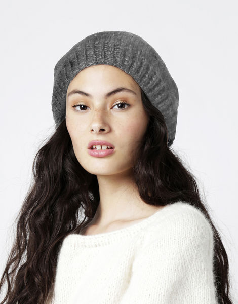 Rock steady beanie2 fgy silver fox grey