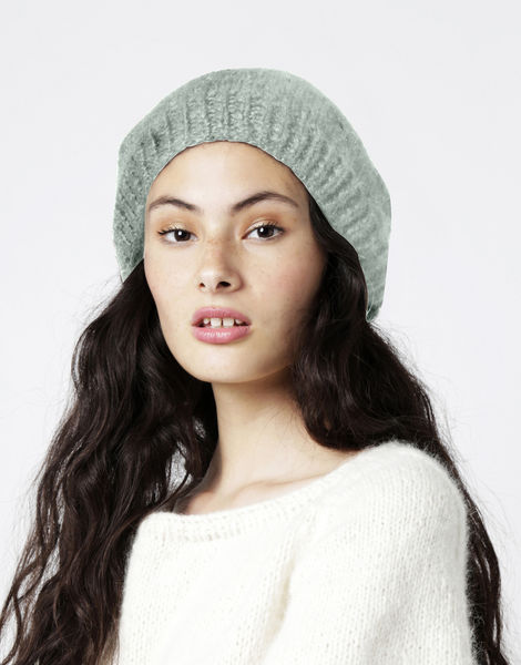 Rock steady beanie2 fgy eucalyptus green