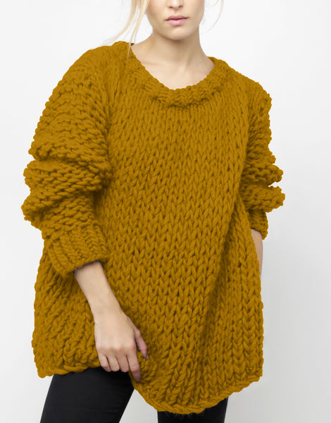 Wonderwool sweater csw bronzed olive