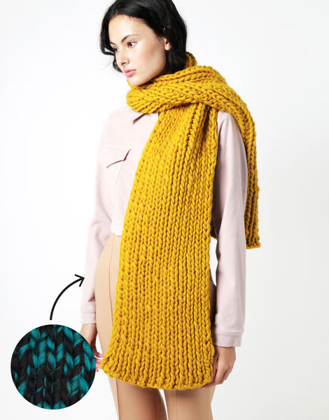 Maxi whistler scarf csw dragonfly