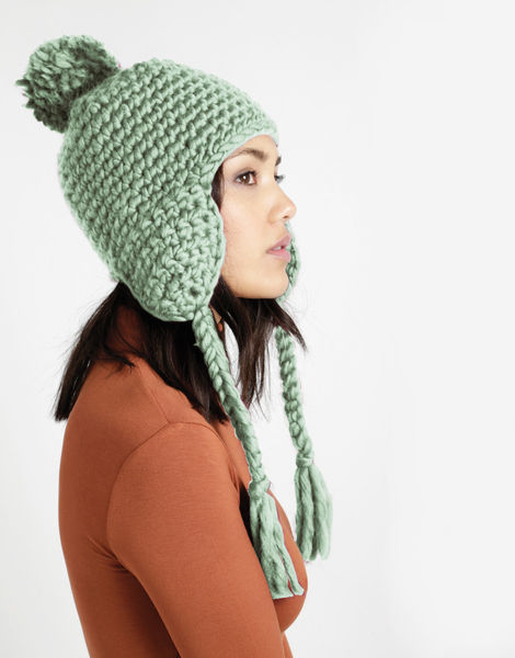 Rhythm nation hat csw eucalyptus green