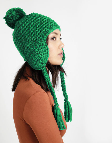 Rhythm nation hat csw emerald green