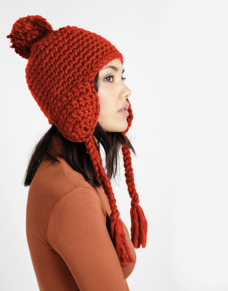 Rhythm nation hat csw red ochre
