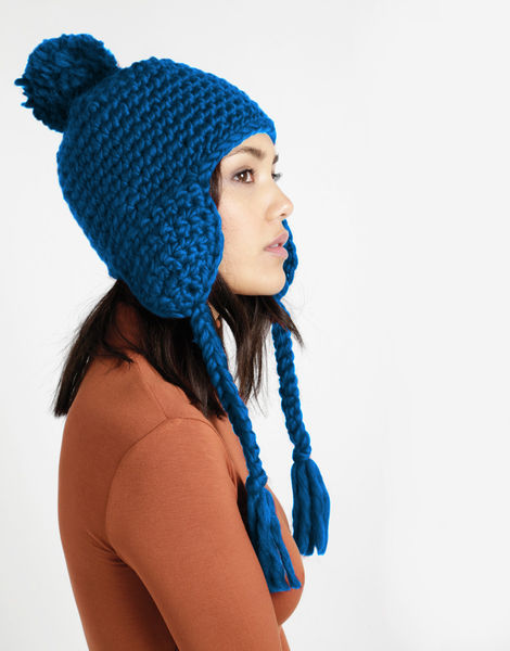 Rhythm nation hat csw sherpa blue