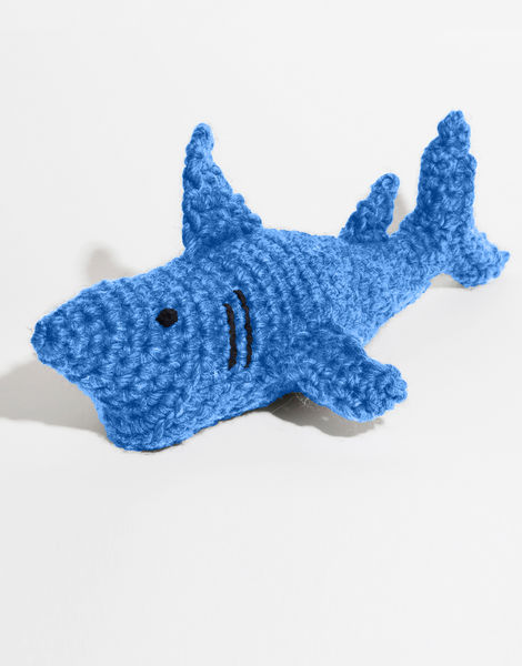 Moe the shark csw cloudy blue