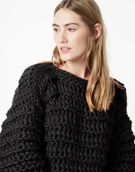 Get around jumper csw charcoal