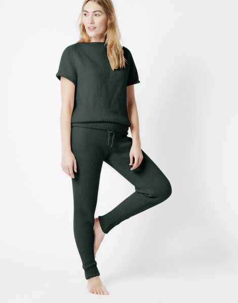 Soul power pants fgy forest green