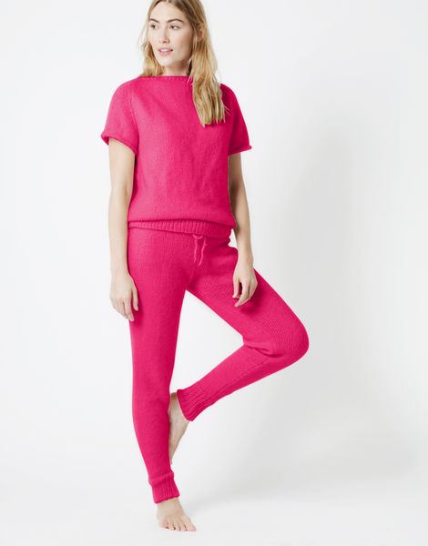 Soul power pants fgy hot punk pink