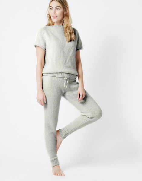 Soul power pants fgy rocky grey