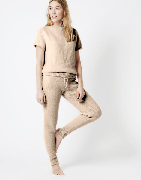 Soul power pants fgy seashell beige