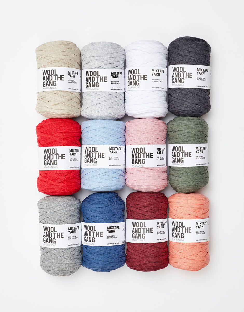 Mixtape Yarn Bundle -12 Balls | Wool and the Gang
