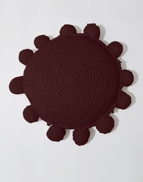 Circle game cushion csw bordeaux