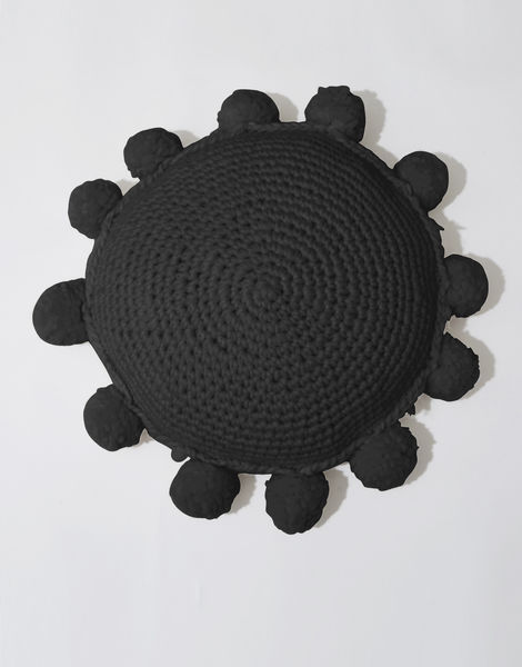 Circle game cushion csw charcoal