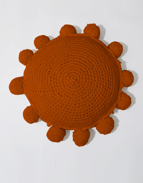 Circle game cushion csw cinnamon dust