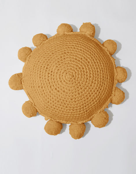 Circle game cushion csw fireball orange