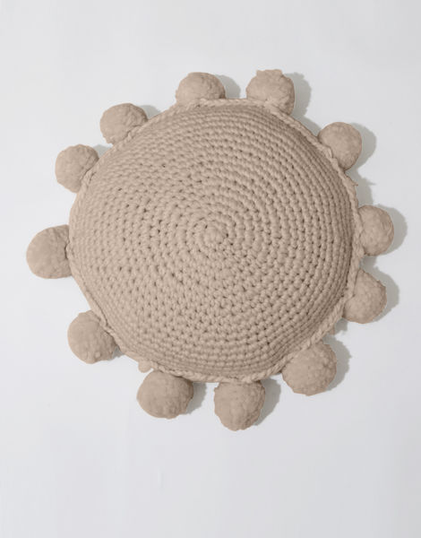 Circle game cushion csw sandtrooper beige
